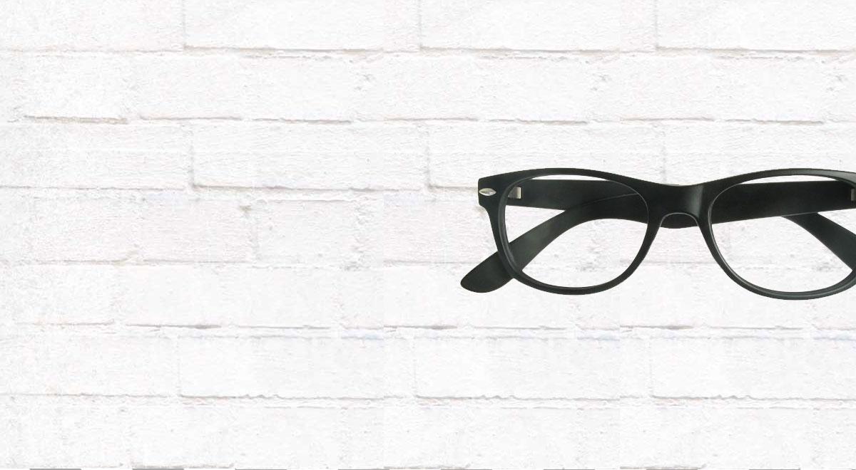 Black Reading Glasses