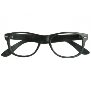 Reading Glasses 'Billi' Matt Black