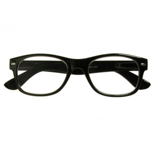 Reading Glasses 'Billi' Shiny Black