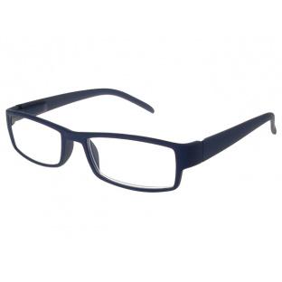 Reading Glasses 'Detroit' Matt Blue