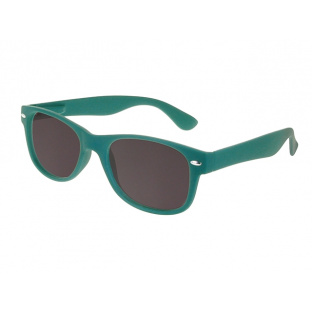 Reading Sunglasses 'Dakota' Matt Turquoise