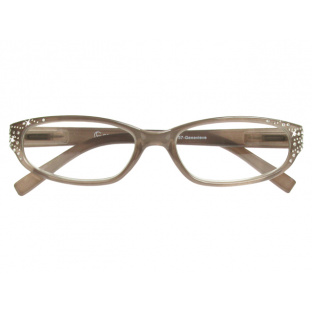 Reading Glasses 'Genevieve' Grey