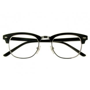 Reading Glasses 'Bromley' Black