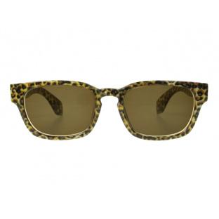 Reading Sunglasses 'Bobbie' Leopard
