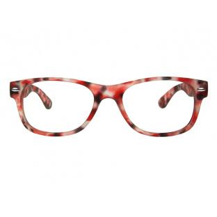 Reading Glasses 'Brighton' Red