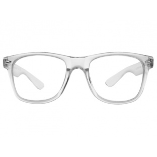 Reading Glasses 'Billi Big' Transparent