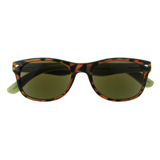 Natural Bamboo Sun Readers 'Oakland' Tortoiseshell