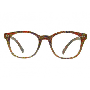 Reading Glasses 'Juliet' Red