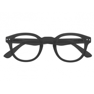 Reading Glasses 'Holiday' Matt Black