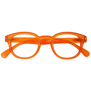 Reading Glasses 'Holiday' Orange