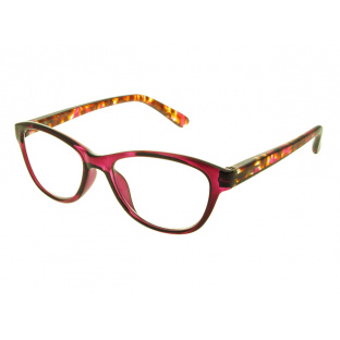 Reading Glasses 'Lucille' Fuchsia