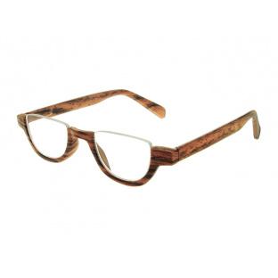 Reading Glasses 'Fulham' Brown