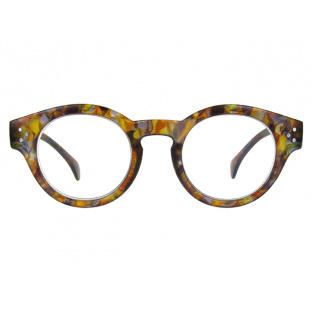 Reading Glasses 'Cassidy' Multi Tortoiseshell