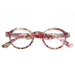 Reading Glasses 'Botanica' Pink Floral