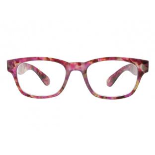 Reading Glasses 'Piper' Purple Tortoiseshell