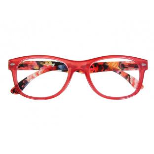 Reading Glasses 'Megan' Red