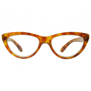 Reading Glasses 'Cleo' Honey Tortoiseshell
