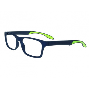 Reading Glasses 'Joshua' Blue/Lime