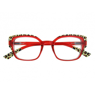Reading Glasses 'Samba' Red