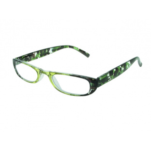 Reading Glasses 'Jive' Green