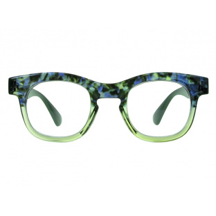 Reading Glasses 'Bravo' Green