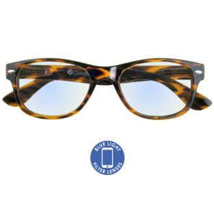 Blue Light Reading Glasses 'Billi' Tortoiseshell