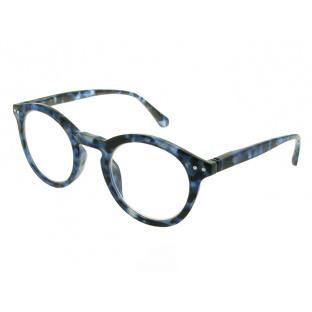 Reading Glasses 'Embankment' Blue Tortoiseshell