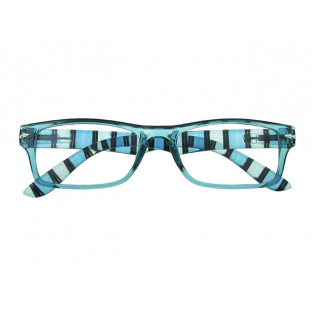 Reading Glasses 'Heidi' Blue