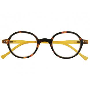 Reading Glasses 'Campbell' Yellow/Tortoiseshell