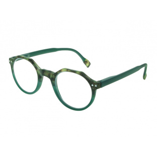 Reading Glasses 'Keaton' Tortoiseshell/Green