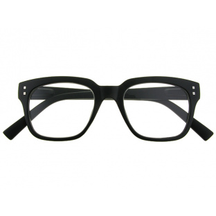 Reading Glasses 'Weybridge' Matt Black