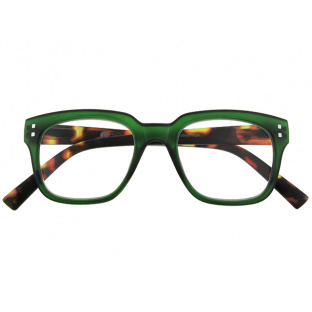 Reading Glasses 'Weybridge' Green/Tortoiseshell