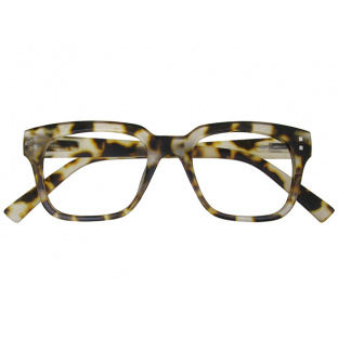 Reading Glasses 'Weybridge' White Tortoiseshell