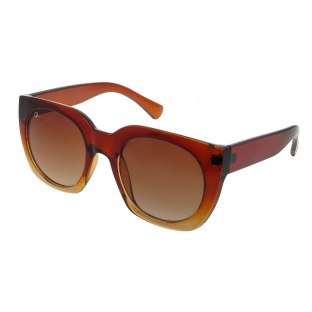 Sunglasses Polarised 'Riviera' Brown