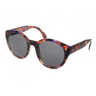 Sunglasses Polarised 'Dani' Purple Tortoiseshell