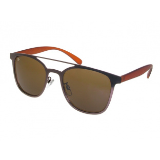 Sunglasses Polarised 'Longbeach' Brown