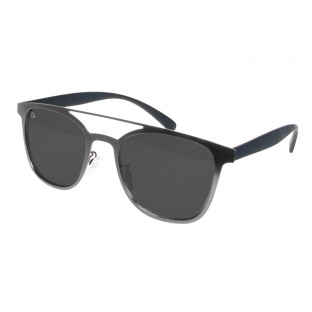 Sunglasses Polarised 'Longbeach' Gun Metal