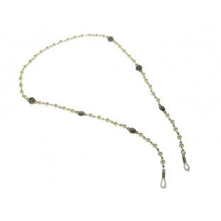 Glasses Chain 'Pearl & Flower'