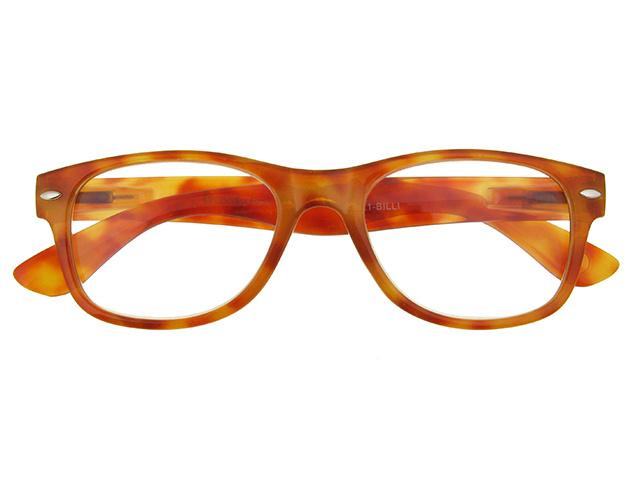 Reading Glasses 'Billi' Honey Tortoiseshell