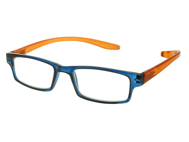 Neck Specs Blue/Orange Side