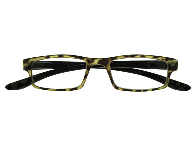 Neck Specs Tortoiseshell/Black Front