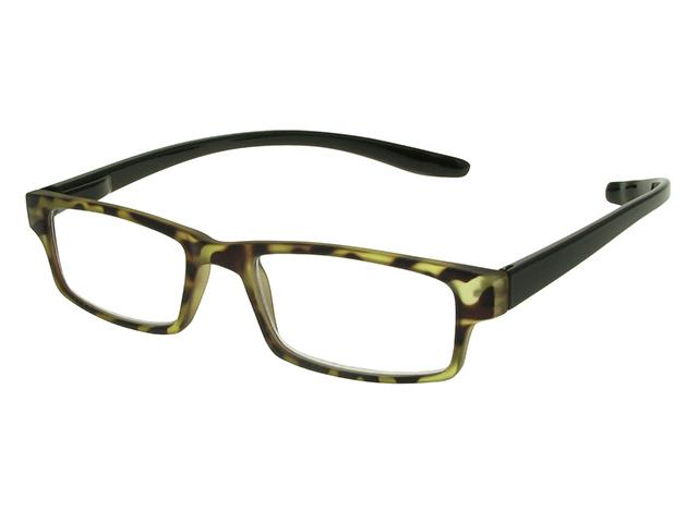 Neck Specs Tortoiseshell/Black Side