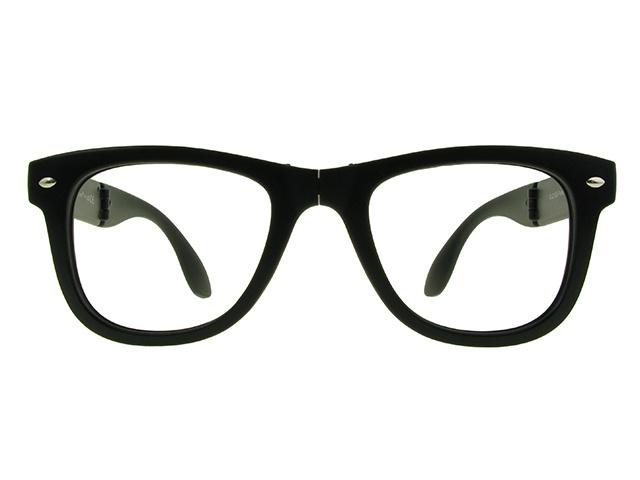 Pocket Specs Black Front