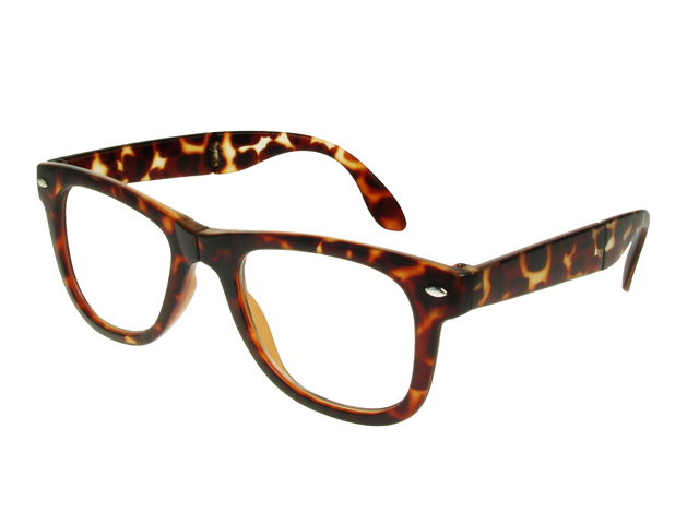 Pocket Specs Tortoiseshell Side