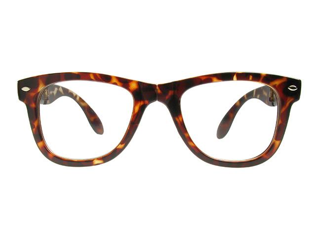 Pocket Specs Tortoiseshell Front