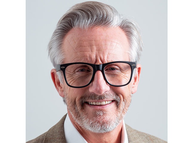 Reading Glasses 'Billi Big' Matt Black