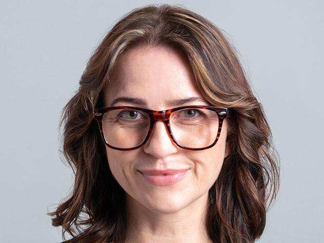 Reading Glasses 'Billi Big' Tortoiseshell