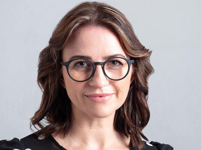 Reading Glasses 'Sydney' Black