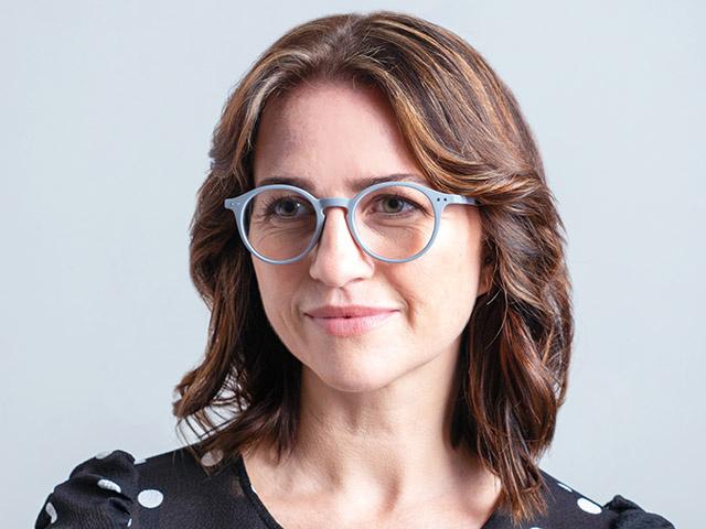 Reading Glasses 'Sydney' Grey