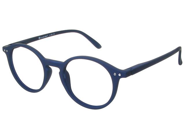 Reading Glasses 'Sydney' Navy Blue